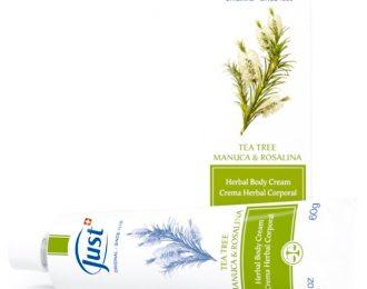 Crema de Tea Tree- problemas infecciosos en piel