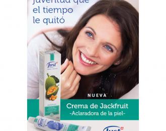 Crema Blanqueadora de Jackfruit-aclara las manchas