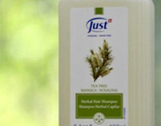 Shampoo de Tea Tree-controla la caspa y sana el cuero cabelludo
