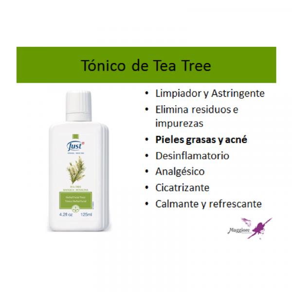 Tea tree just